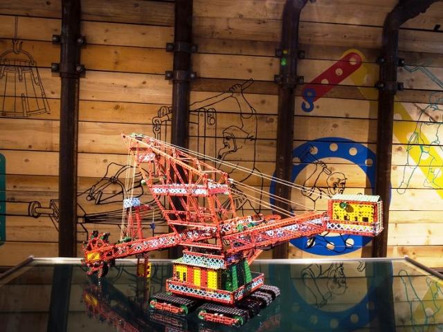 Národní technické muzeum otevírá novou Hernu Merkur. Foto NTM