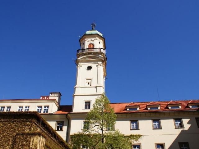 Knihovna Klementinum otevřena pro čtenáře 240 let. Foto Praha Press