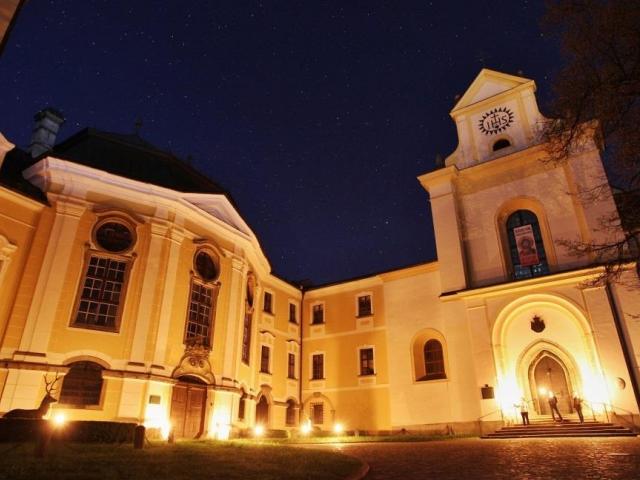 Blíží se večerní zážitkové prohlídky na zámku ve Žďáru nad Sázavou