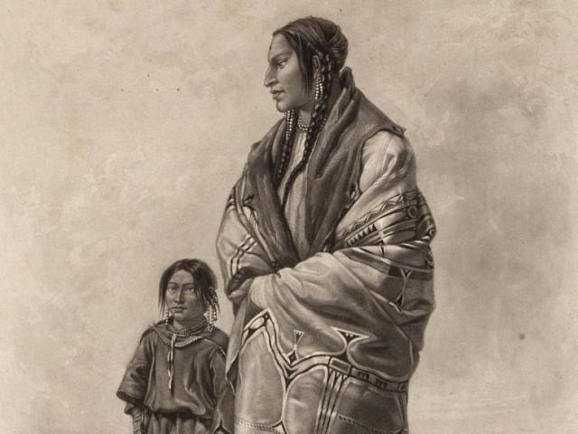 Navštivte letos Indiánský rok v Náprstkově muzeu. Foto NM