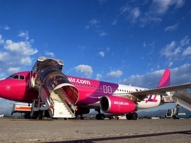 Připravují se přímé lety z České republiky na Island, foto Wizz Air