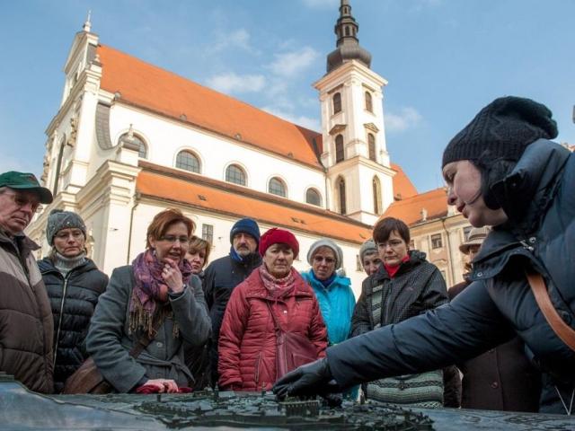 Třetí únorový víkend představí profesionální průvodci novinky a zajímavosti v Brně, foto Turistické informační centrum města Brna