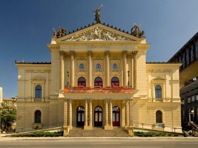 Je známý vítěz tendru na generální rekonstrukci Státní opery, foto Národní divadlo