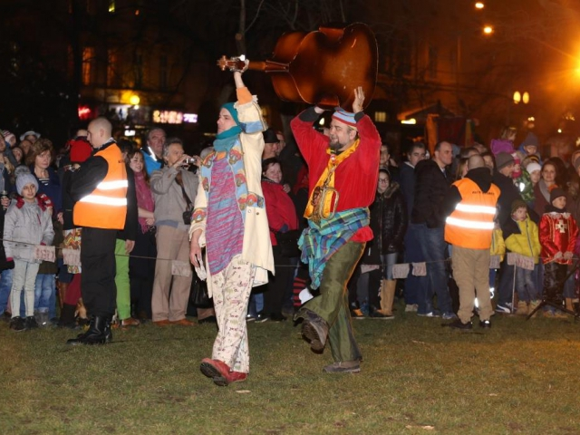 Přijďte do žižkovských ulic oslavit masopust, foto ÚMČ Praha 3
