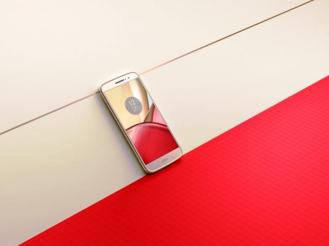 Vysoce výkonný Smartphone Moto M je již na českém trhu, foto Lenovo