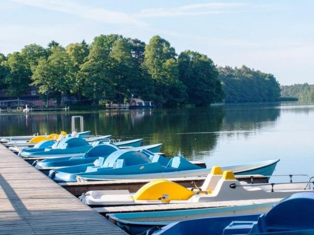 Německo, Braniborsko - 7denní letní dovolená v Hotelu Waldschlösschen Kyritz