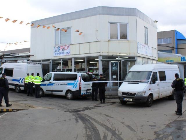 V pražských tržnicích proběhly dvě kontrolní akce celníků, foto Celní úřad pro hlavní město Prahu