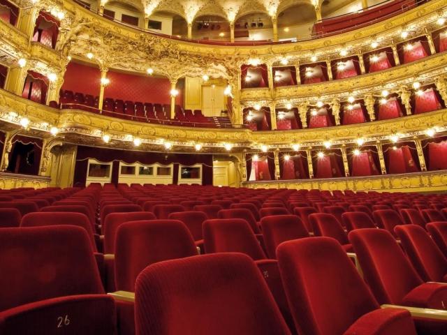Generální rekonstrukce Státní opery je zahájena. Foto Národní divadlo