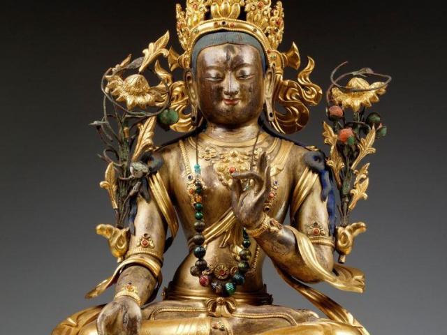Tibet a jeho kultura na nové výstavě v Praze. Foto Národní muzeum