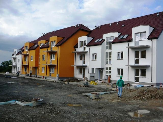 Nové byty v Praze jsou stále dražší. Foto Ekospol