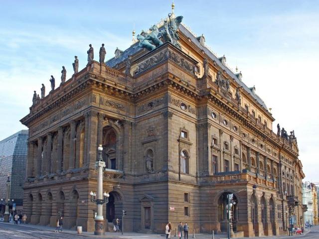 Sloučení Národního divadla a Státní opery Praha nepřineslo očekávané úspory, foto Národní divadlo