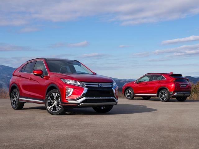 Eclipse Cross, foto Mitsubishi Motors Corporation