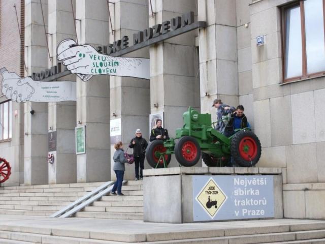 Národní zemědělské muzeum vyhlašuje 2. ročník soutěže studentských prací Věda pro zemi. Foto Praha Press