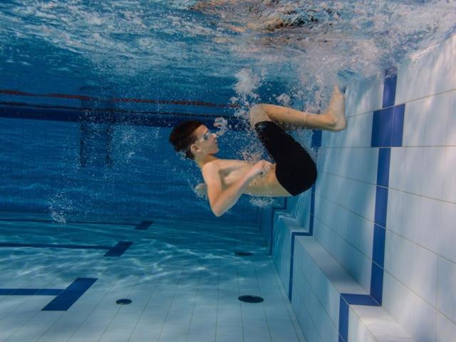 Skvělá zábava pro děti? Prázdninový plavecký kemp. Foto Aqua Sport Club