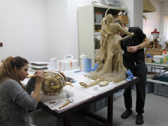 Dobrovolníci v programu Národního muzea stále přijímáni. Foto Národní muzeum