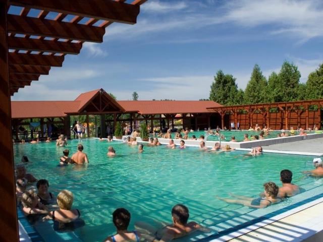 Pro zdraví i relaxaci do maďarských lázní Lipót