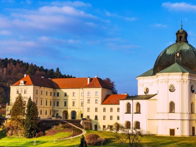 Hotel Zámek Křtiny patří ke špičce českého hotelnictví