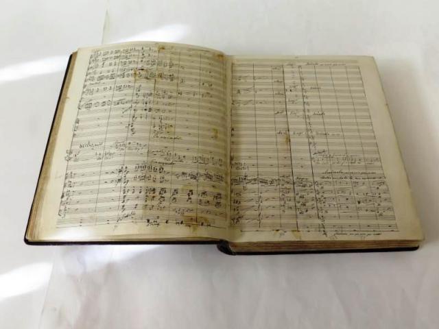 Výstava Rusalka opět v Českém muzeu hudby, foto Národní muzeum