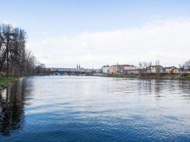Byla vyhlášena architektonická soutěž na lávku přes Štvanici. Foto IPR Praha