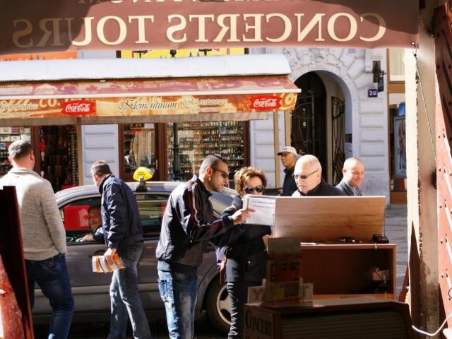 Do České republiky vloni zavítalo přes 31 milionů zahraničních návštěvníků. Foto Praha Press