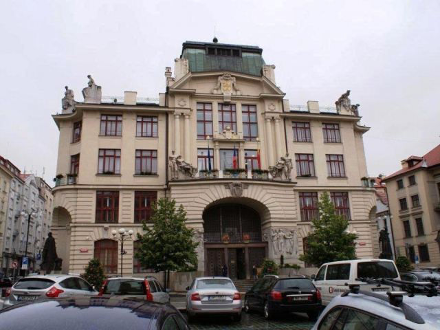 Praha oslaví výročí UNESCO výstavou na Kampě, foto Praha Press