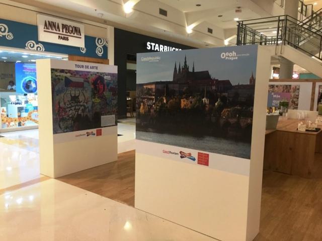 Praha se představila Brazilskému trhu cestovního ruchu, foto PIS