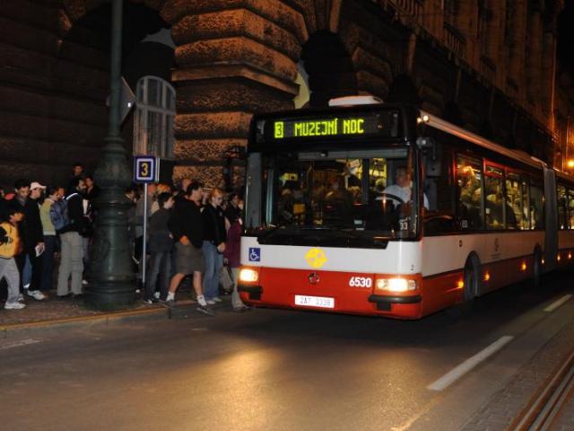 Návštěvníci Pražské muzejní noci mohou navštívit 78 objektů, foto Národní muzeum