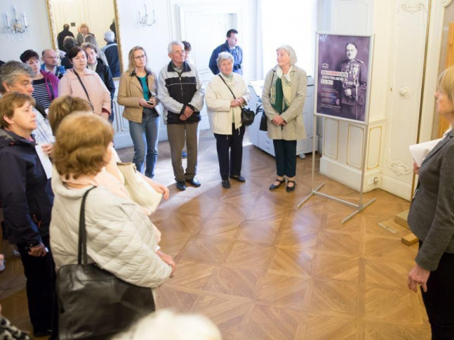 Osud generála Eliáše si připomnělo přes tisíc lidí, foto Senát PČR