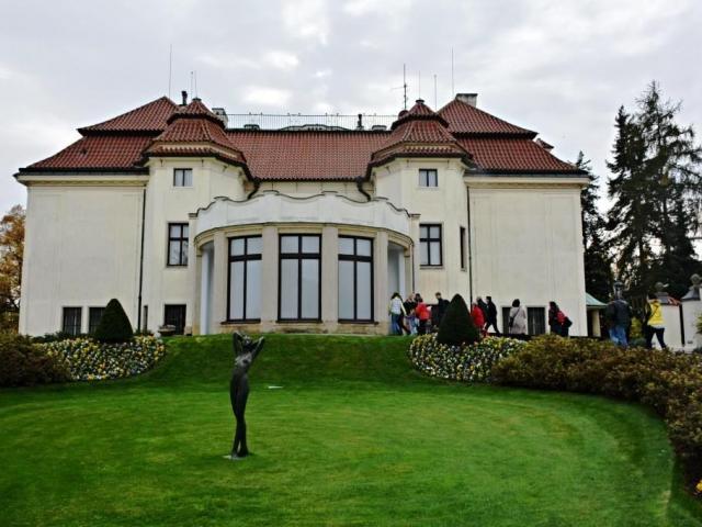 Kramářova vila bude otevřena návštěvníkům, foto Úřad vlády ČR
