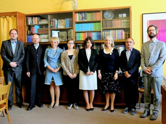 Pro studium Ruska bude otevřeno Akademické centrum Borise Němcova, foto Filozofická fakulta UK