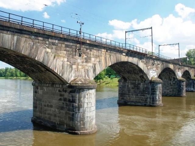 Oprava Negrelliho viaduktu začíná, foto Sudop Praha