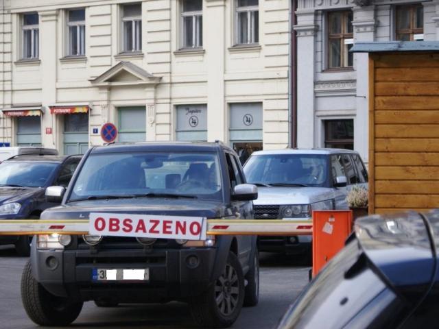 Praha upozorní na nevýhody SUV v městském provozu. Foto Praha Press