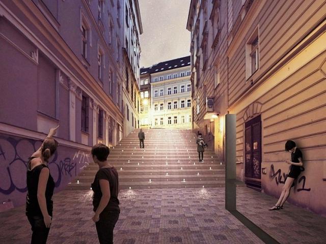 Připravuje se koncepční studie revitalizace ulic Seifertova – Táboritská, foto IPR Praha