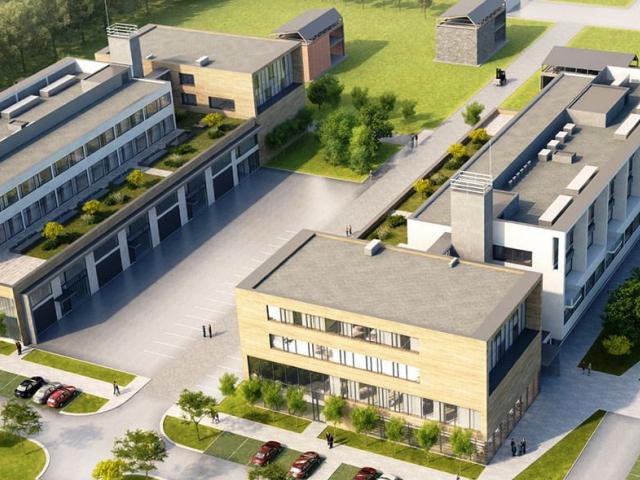 Vědeckotechnický parku Buštěhrad z části podpoří Evropská unie, foto Trigema
