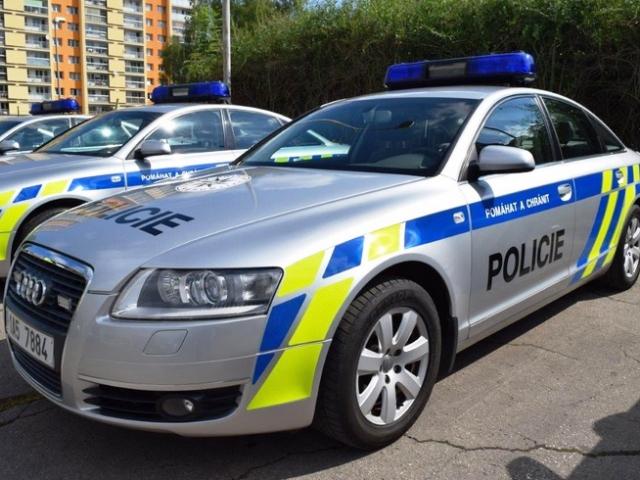Audi A6 pro dopravní policii, foto Policie ČR