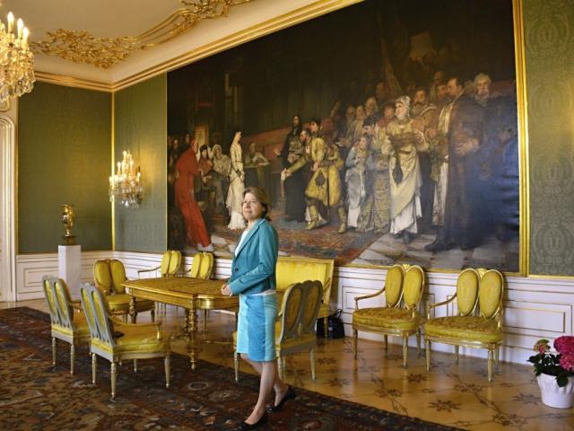 Den otevřených dveří, foto Správa Pražského hradu