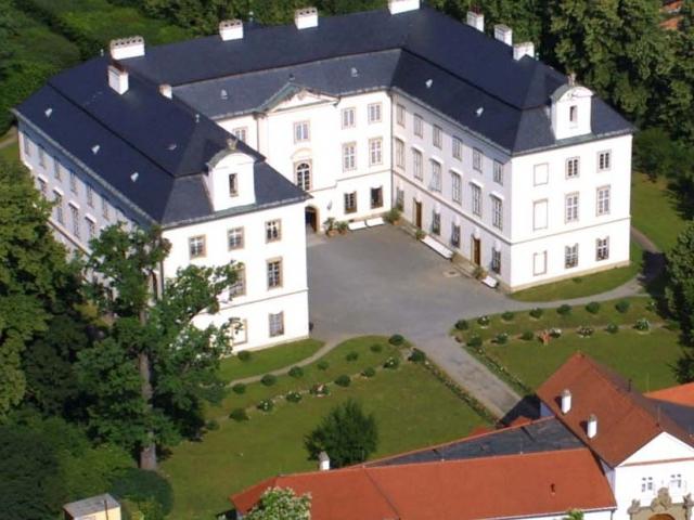 Zámek Vizovice, foto Zámek Vizovice, NPÚ