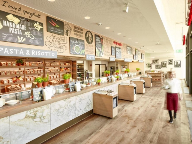 VAPIANO otevře svou první restauraci v České republice, foto Cushman & Wakefield
