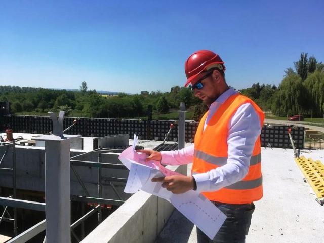 Elektronický stavební deník může nahradit papírový, foto Vysoká škola báňská - Technická univerzita Ostrava