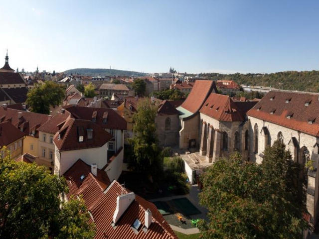 Anežský klášter, foto Národní galerie
