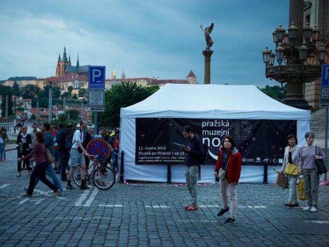 Pražský muzejní maraton startuje počtrnácté, foto Národní muzeum