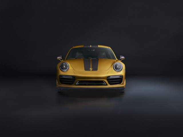Nové Porsche 911 Turbo S Exclusive Series, foto Porsche Inter Auto CZ spol. s r.o.