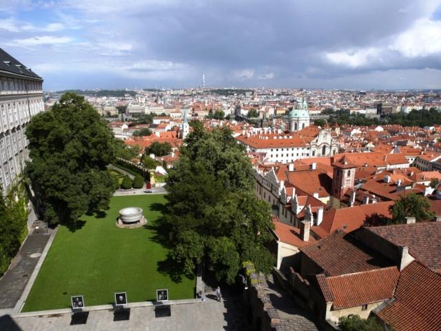 Nejnavštěvovanějším turistickým cílem roku 2016 byl Pražský hrad, foto Správa Pražského hradu