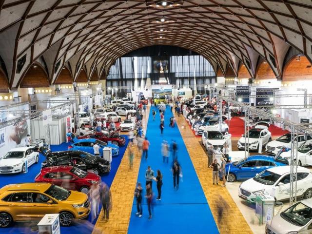 Těšte se na Autoshow Praha 2017, foto INCHEBA EXPO PRAHA spol. s r.o.