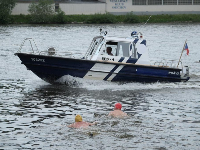 Policie a Státní plavební správa plánují rozsáhlé kontroly, foto MD ČR