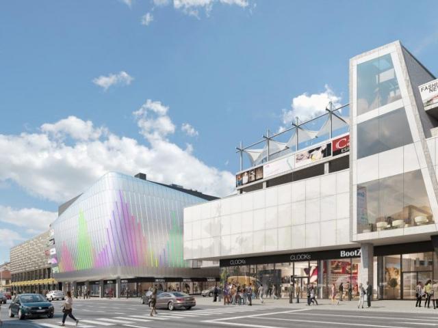 Přibudou nové nákupní parky, foto Cushman & Wakefield