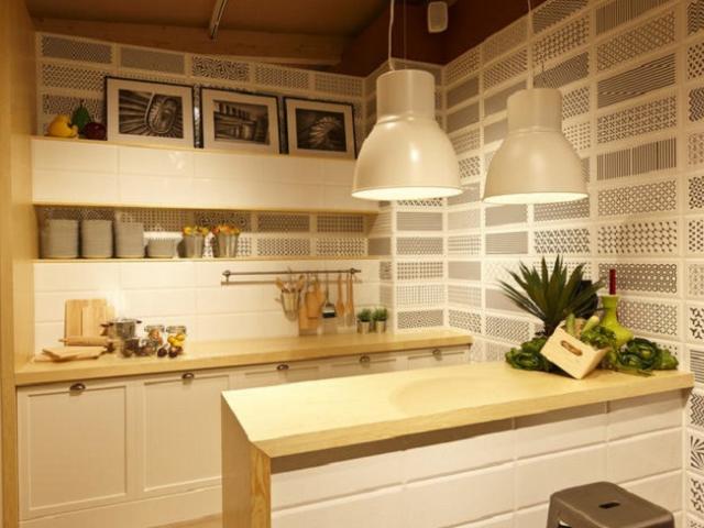 Nejprestižnější výstava keramických dlaždic v Boloni, foto CERSAIE