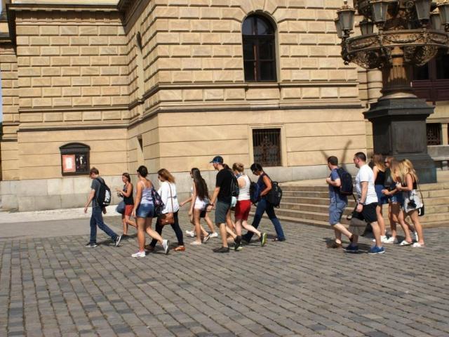 Galerie Rudolfinum připravila letní umělecká představení, foto Praha Press