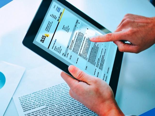 Pro digitalizaci dokumentů vytvořila Konica Minolta aplikaci, foto Konica Minolta