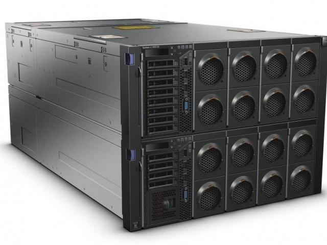 Lenovo System x3950 X6 zlomil dosavadní světový rekord, foto Lenovo